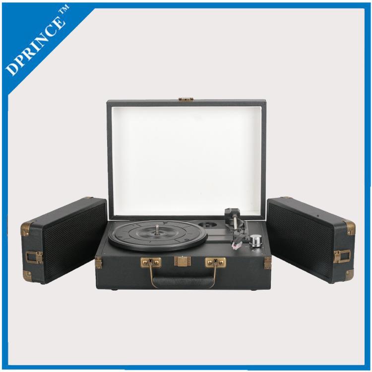En gros pas cher cadeau nostalgique phonographe platine vinyle tourne-disque