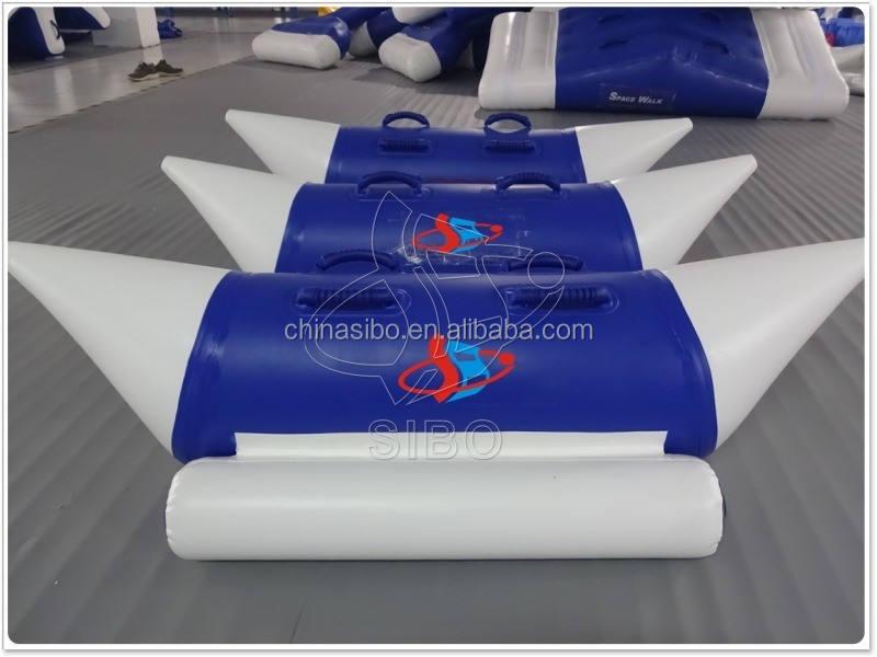 KWP-020 <span class=keywords><strong>надувные</strong></span> водные плавающей банан летучей рыбы рафтинг лодка для продажи