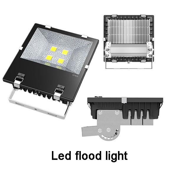 супер яркий светодиодный свет потока с регулируемой яркостью для наружного света