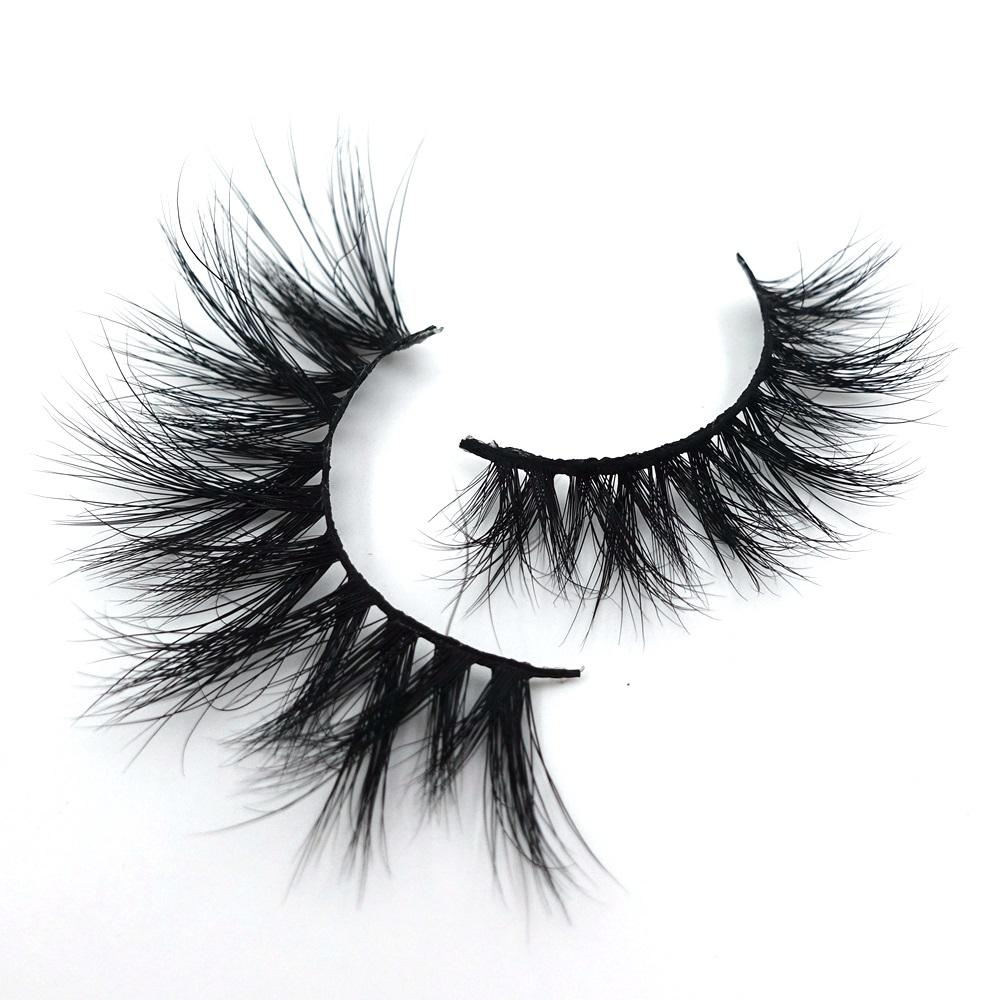 hot selling 25mm long Mink Eyelashes