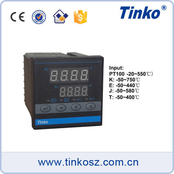 Tinko <span class=keywords><strong>controlador</strong></span> de temperatura <span class=keywords><strong>digital</strong></span> inteligente termostato ajustable indicador CTL-7
