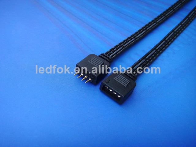 привело фея гибкий 5050 smd фары 4 ёильный кабель разъем