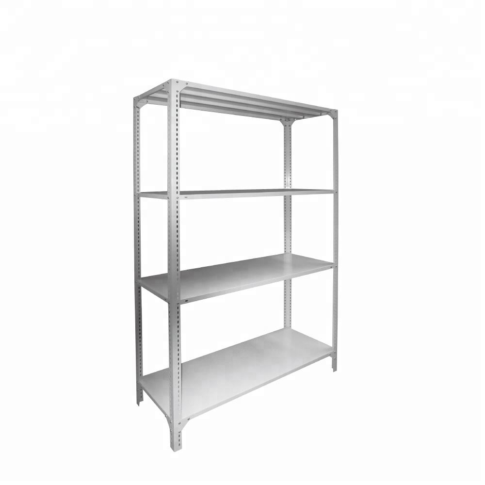 warehouse light duty metal angle steel rack adjustable pallet shelving for warehouse,supermarket and home storage