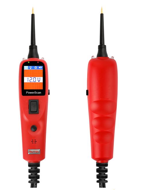 Herramienta de diagnóstico del coche Autel PS100 PowerScan Electrical Tester del sistema