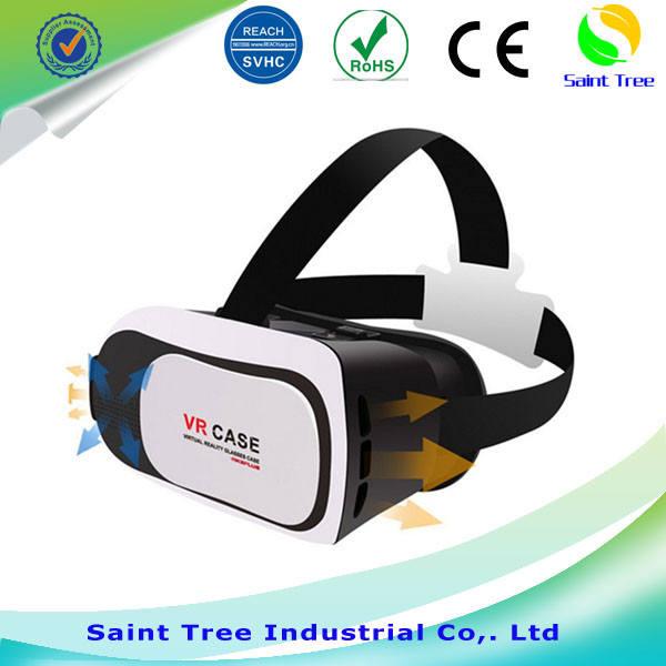 Para 4.7 ~ 6 polegada Smartphones ª <span class=keywords><strong>Óculos</strong></span> 3D de Realidade Virtual