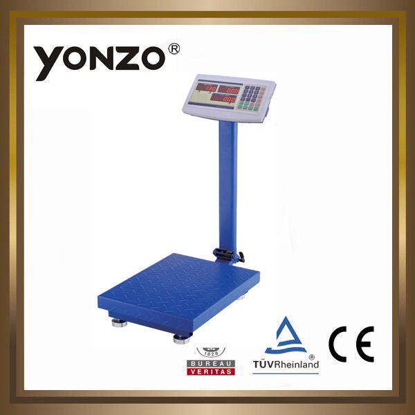 Yz-909 100kg đến 500kg điện tử kỹ thuật số nền tảng có trọng lượng quy mô công nghiệp OHAUS cân bằng