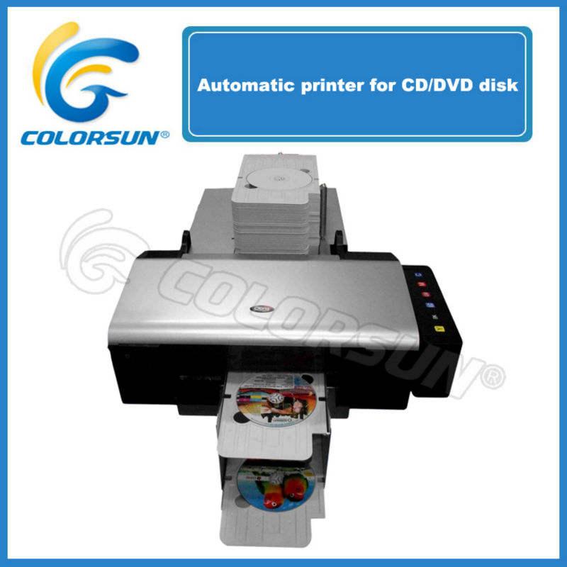 2013 máquina de impresión del calendario automatidCD / DVD, impresora de CD / DVD de repuesto