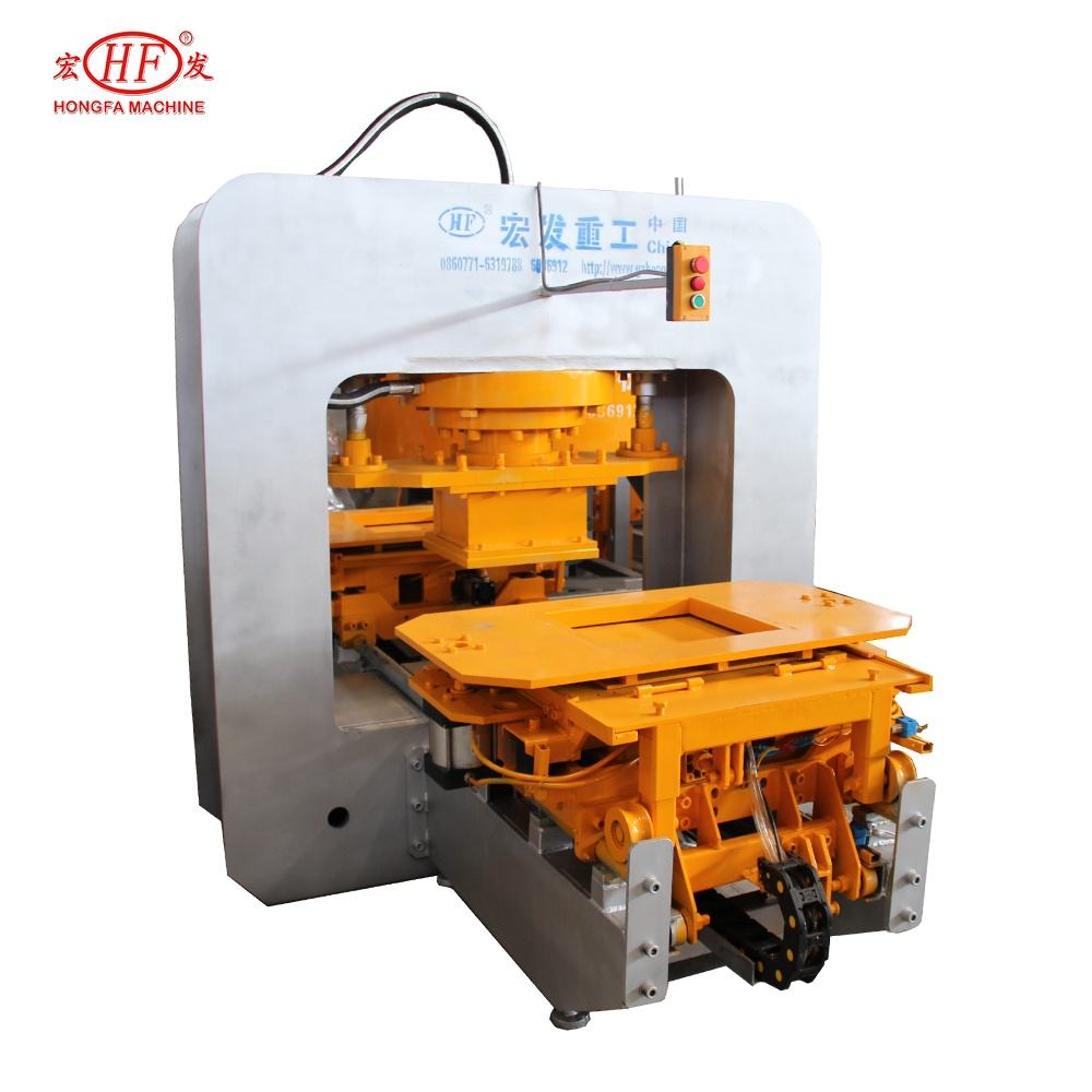 Manufacturer Tile Forming Machine Floor Wall Tiles Machine Concrete Paving Terrazzo Tile Making Machine