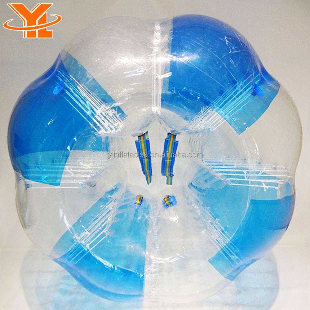 YL 0,8mm TPU Springenden Schweben Ball, <span class=keywords><strong>aufblasbare</strong></span> Menschlichen Blase