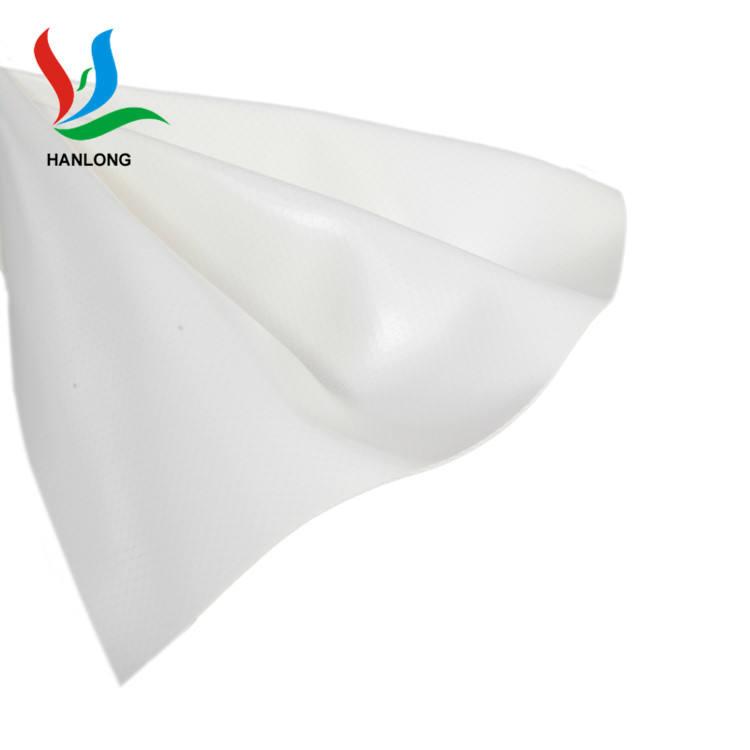 Personalizado tela de lona de PVC revestido, tienda tela material