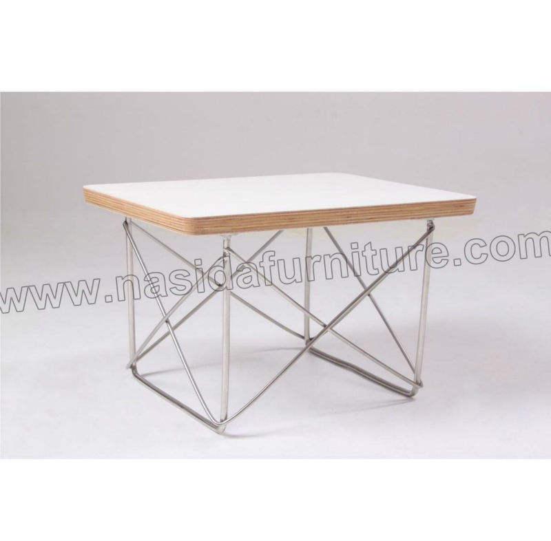 レプリカtl006イームズワイヤーベーステーブル白