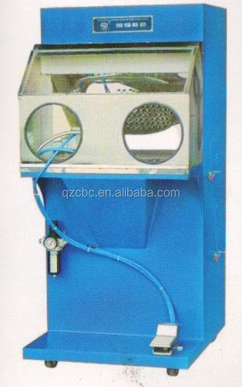 Manuale hf-623 suola sgrossatura e lucidatura piattaforma con collettore di polvere