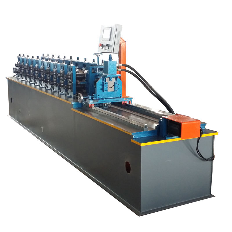 35-50m/min forming speed Metal studs track roll forming machine/ drywall steel material light keel machine