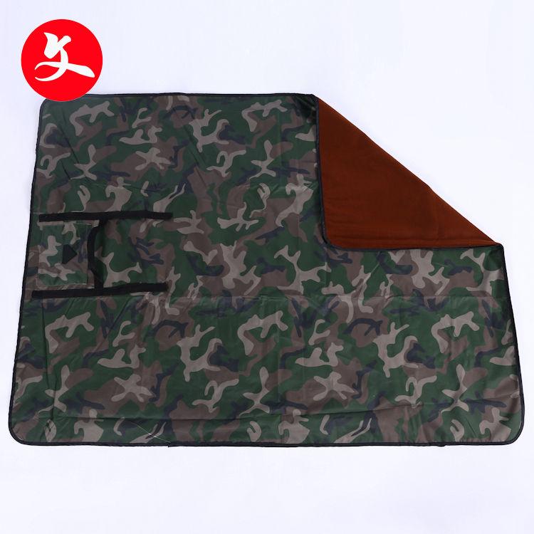 安い価格オリーブグリーン警察カモ迷彩カモ陸軍軍事ブランケット