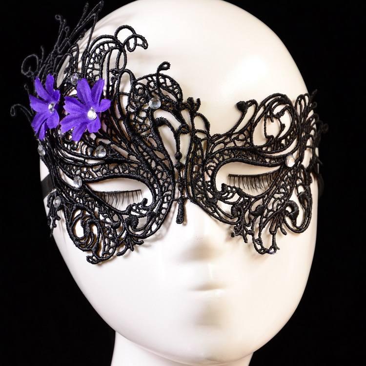 Moda natale Mascherare Il Ballo del Ceppo Partito Accessori Donna <span class=keywords><strong>maschere</strong></span> masquerade