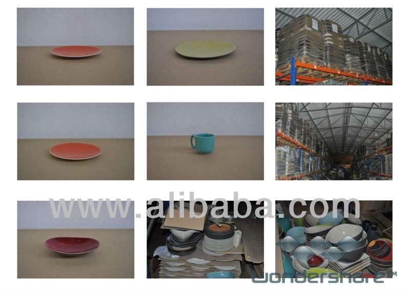 керамическая посуда сток