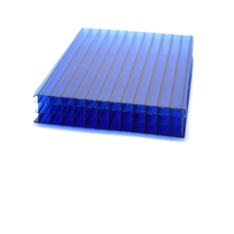 층 폴리 카보네이트/PC 중공 시트/패널 루핑