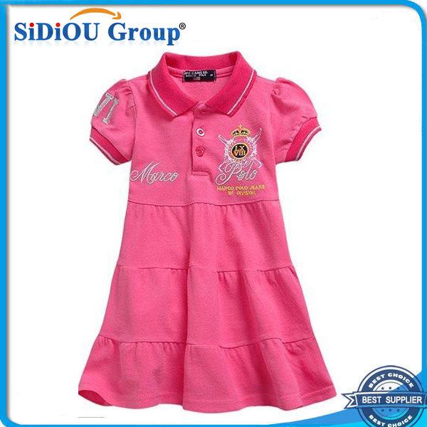 Платье одежды малыша Дешевые Китае одежда оптом дети девочек