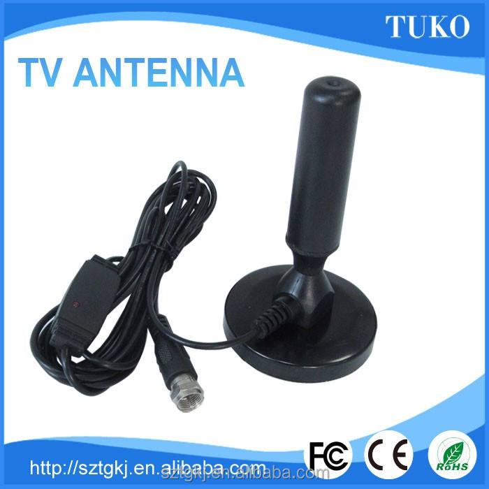 Lungo Lungo raggio Digitale DVB-T dvb-t 2 vhf/uhf tv <span class=keywords><strong>atsc</strong></span> sintonizzatore <span class=keywords><strong>auto</strong></span> per android tablet antenna