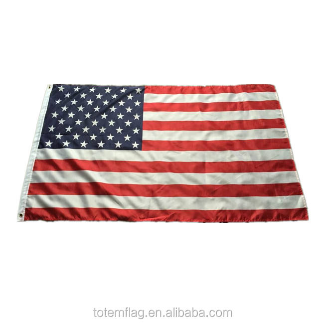 Best Price for High Quality 3x5 ft American Ring Flag