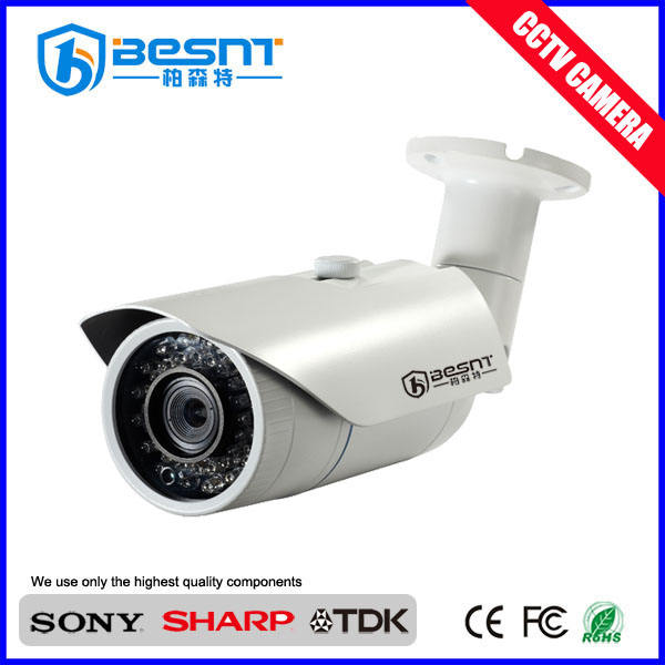 Besnt 1080 p full hd zoom box macchina fotografica esterna AHD 2.0mp BS-849ADM