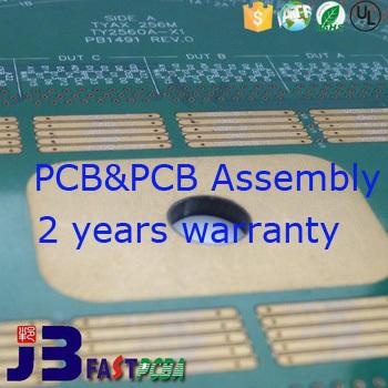 94v0 인쇄 회로 기판, 더블 사이드 PCB 복사 서비스를, 주도 94v0 PCB 보드 조립