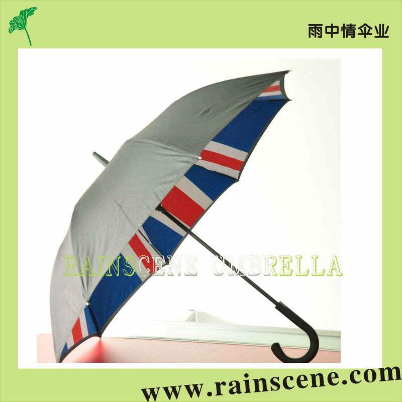 reino unido bandera del paraguas