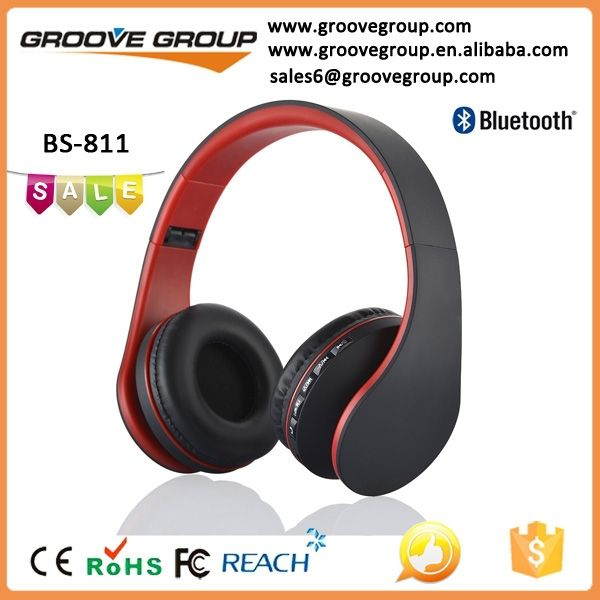 Цена от производителя 4 в 1 стерео Bluetooth наушники для мобильных телефонов