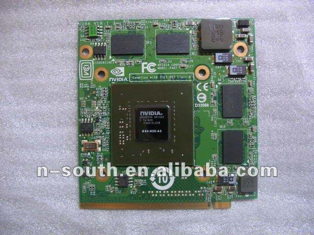 9500M GS 512MB DDR2 Laptop Video/graphic Cards For ACER