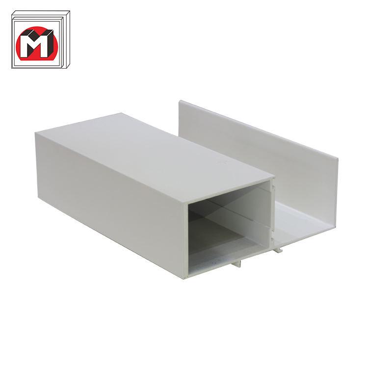 Заводская цена порошковое покрытие PVDF 6063 экструдированного алюминия наружной стены профиль аксессуар