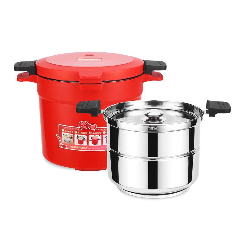Горячая распродажа тепловая плита тепловая рисоварка 7L кипящий котелок