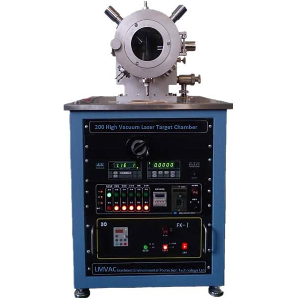 CP-200G Hochvakuum Laser Ziel Kammer anlage
