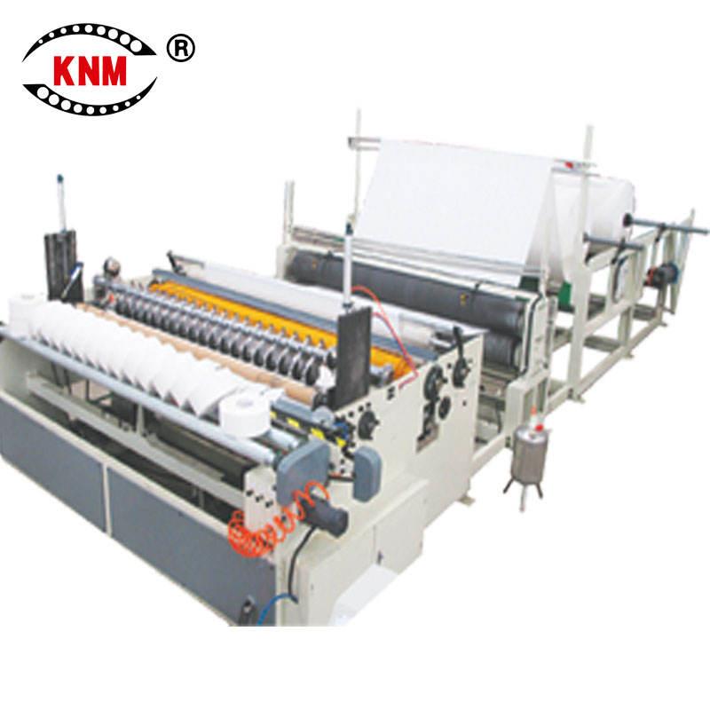 JN-XP Jumbo rollo de papel higiénico que hace la máquina