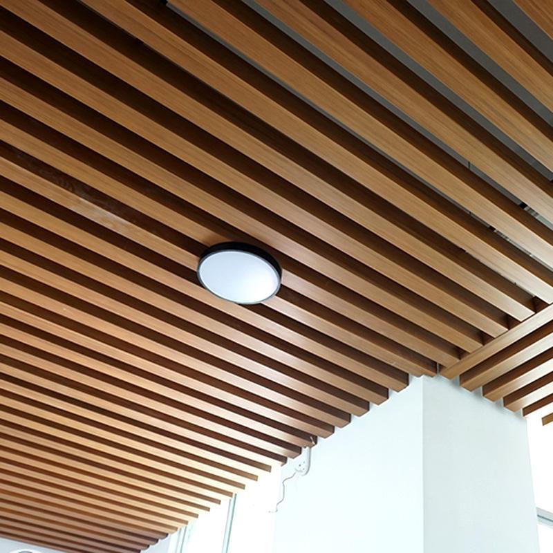 Alibaba Nuovo Disegno Deflettore Portico Design del Soffitto
