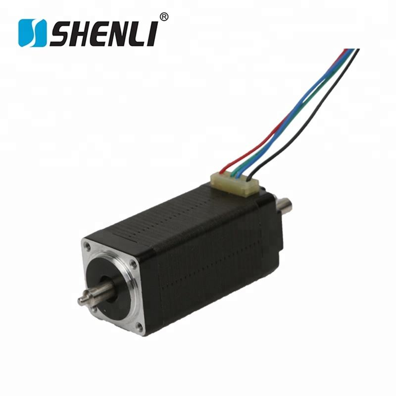 Best quality economical hybrid nema 8 electric stepper motor factory with flexible couplers