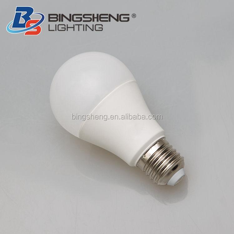 7 W dimmable E27 SMD color blanco bombilla 220 V A60 bombillas led