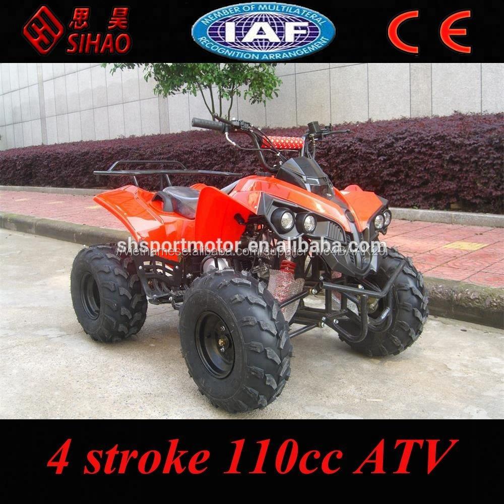 Bốn bánh <span class=keywords><strong>xe</strong></span> 110CC ATV <span class=keywords><strong>quad</strong></span> bike với xếp ổ đĩa xích