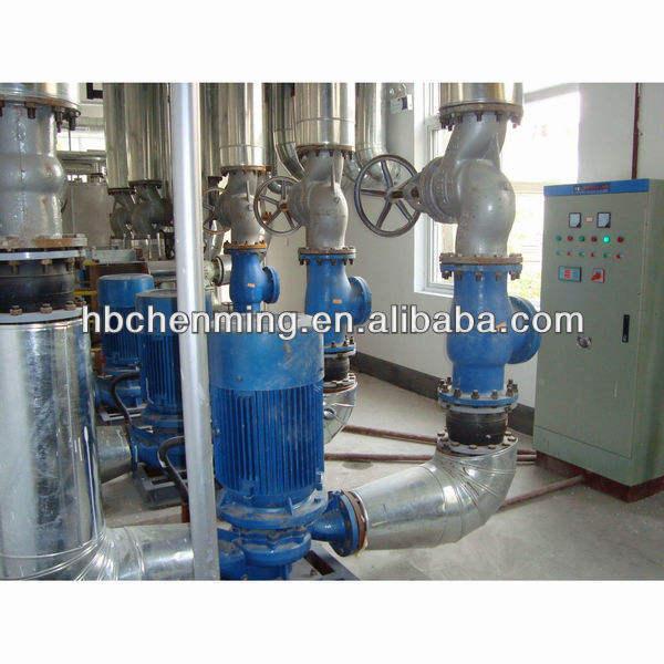 Isg type high rise d'approvisionnement en eau de la pompe