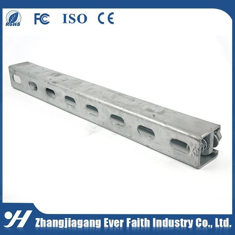 Approvisionnement de l'usine de cintrage à froid canal <span class=keywords><strong>acier</strong></span> Bar tailles