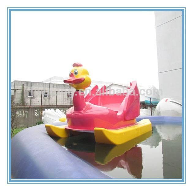 Gran capacidad paddleboat / barco a pedales venta / pedal de barcos de la energía / bote de remos cubre