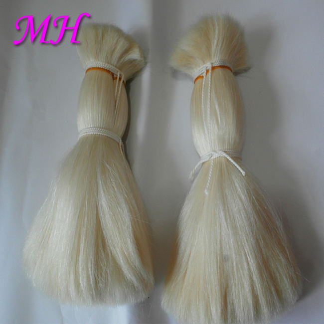 Double-Drawn, Single-Drawn, White/Black Color Chinese Long Natural Sheep Wool