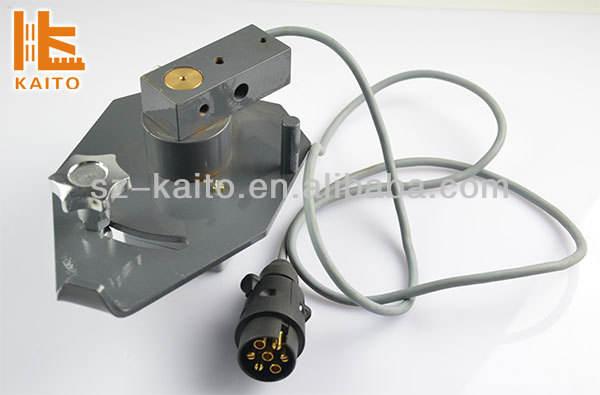 vogele equipo pesado sensor de corriente