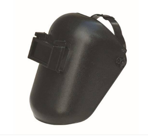 Hand SHIELD/Pelindung Wajah Safety Helm Safety Masker dengan 50X108 Mm atau 50X105 Mm atau 50X110 Mm Welding Glass