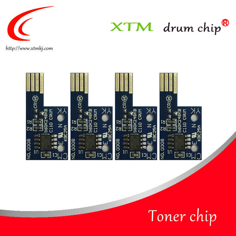 CT350604 cartuccia del tamburo di chip per Xerox C2120 DocuPrint-C1110 laser jet chip