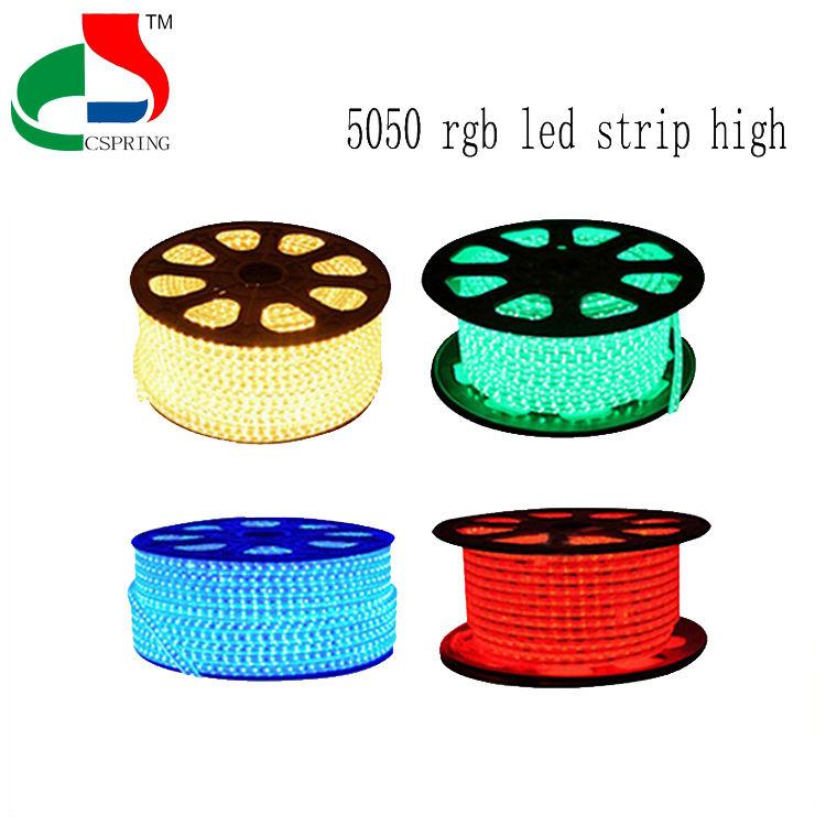 Alta calidad LED RGB tira 100 M sensor de movimiento CE con precio bajo