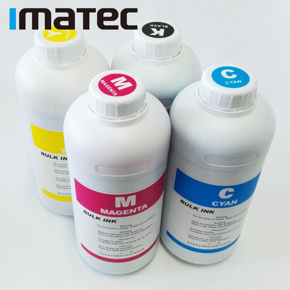 Vendido un litro formato ancho a base de agua <span class=keywords><strong>tinta</strong></span> de pigmento a granel para Epson 7700 9700