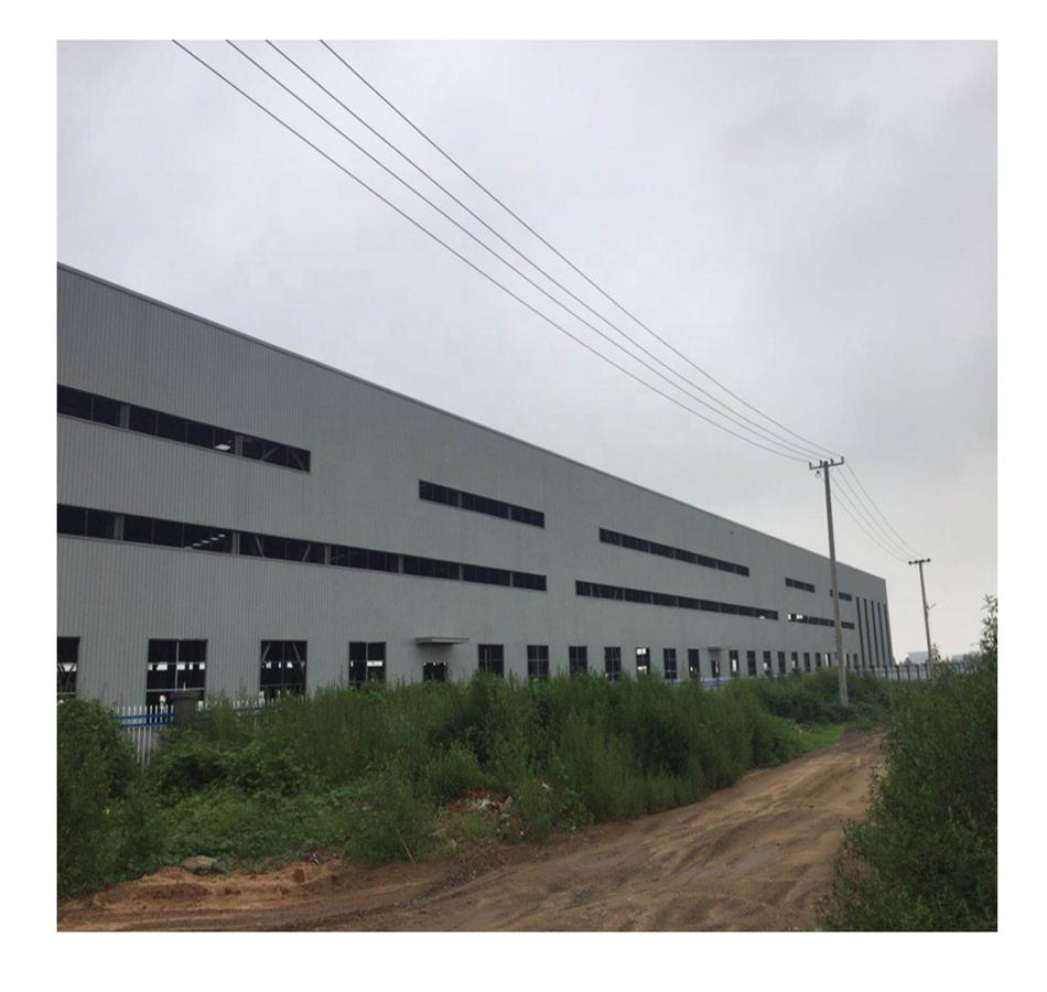 الصين تصدير ISO تجهيز الأغذية الصلب بناء مستودع العمل