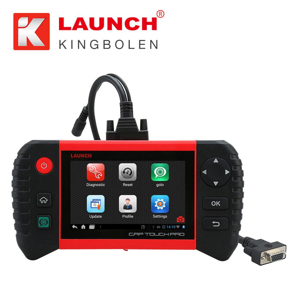 первоначально <span class=keywords><strong>запуск</strong></span> CRP Touch Pro полной системы диагностического инструмента x-431 creader пом / DPF / скдш / службы Reset / W