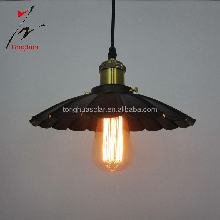 Fuente de la Fábrica de la vendimia luces pendientes, proyecto industrial loft iluminación para el hotel/home/Café Bar