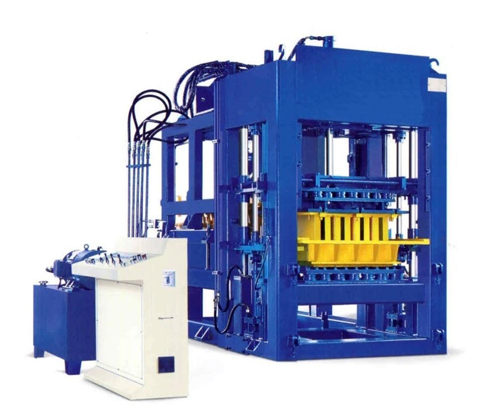 Fully automatic cement hollow brick making machine/concrete block machine /cement concrete block making machine